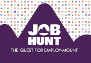 Ad for Job Hunt: The Quest for Employ-Mount