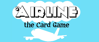 Airline the Card Game Logo