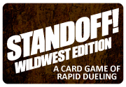 Ad for Standoff! Wild West Edition