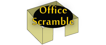 Office Scramble Logo