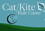 Ad for Cat-Kite Game