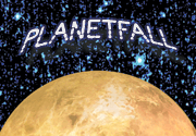 Ad for Planetfall