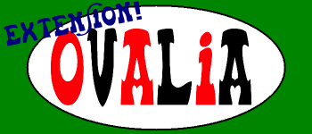 OVALIA EXTENSION Logo