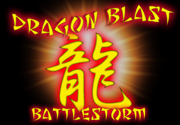 Ad for Dragon Blast: Battlestorm