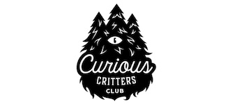 The Curious Critters Club - Discovery AR Logo