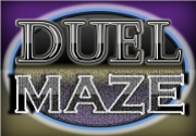 Ad for Duel MAZE