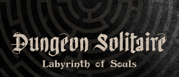 Dungeon Solitaire: Labyrinth of Souls Logo