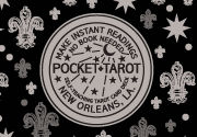 Ad for NOLA Pocket Tarot - Mini Deck