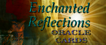 Enchanted Reflections Oracle Cards Logo