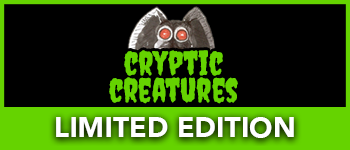 Cryptic Creatures Limited Edition Logo