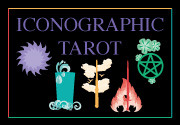 Ad for Iconographic Tarot