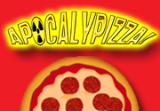 Ad for APOCALYPIZZA!
