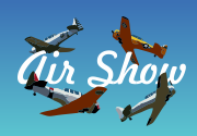 Ad for Air Show