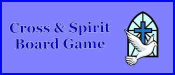 Cross & Spirit Board Game Logo