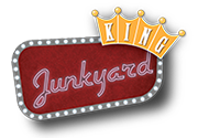 Ad for Junkyard King