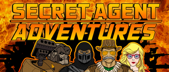 Secret Agent Adventures Logo
