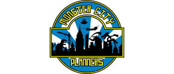 Monster City Planners Logo