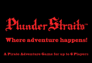 Ad for Plunder Straits