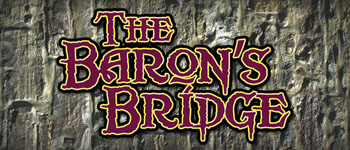 The Baron's Bridge Logo