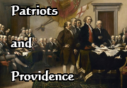 Ad for Patriots and Providence