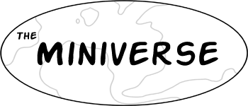 The Miniverse: Battle Card Game Logo