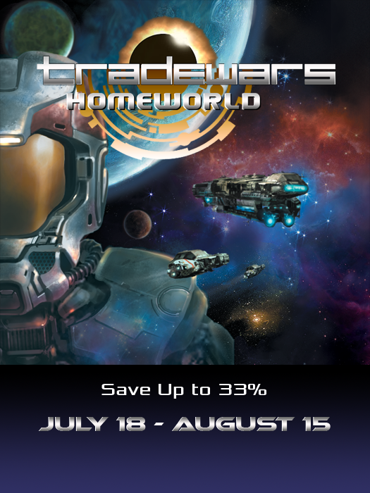 Tradewars - Homeworld: Early Access