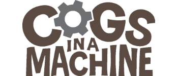 Cogs in a Machine Logo