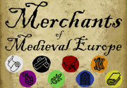 Ad for Merchants of Medieval Europe