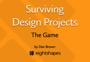 Ad for Surviving Design Projects