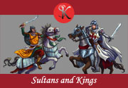 Ad for Sultans and Kings