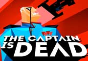 Ad for The Captain Is Dead