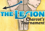 Ad for The Lesion: Charcot's Tournament