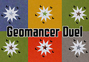 Ad for Geomancer Duel