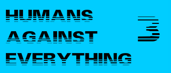 Humans Against Everything 3 Logo