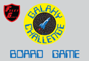 Ad for GALAXY CHALLENGE board game