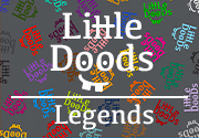 Ad for Little Doods Legends