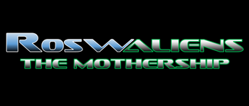 RoswAliens- The Mothership Logo