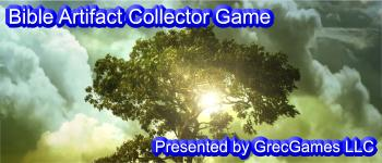 Bible Artifact Collector Game Logo