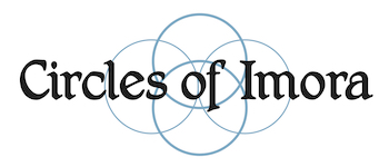 Circles of Imora - The Beginning Logo