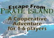 Ad for Escape From Pirate Island