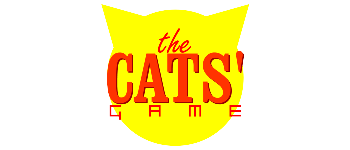 Cats' Game Logo