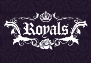 Ad for Royals