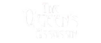 The Queen's Assassin Card Game Logo