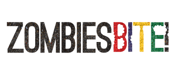 Zombies BITE! Logo
