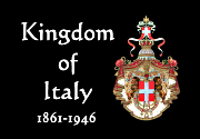 Ad for Kingdom of Italy