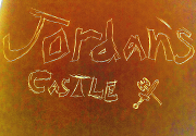 Ad for Jordan's Castle