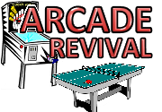 Ad for Arcade Revival