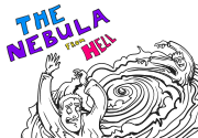 Ad for The Nebula From Hell