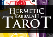 Ad for Hermetic Kabbalah Tarot