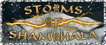 Storms of Shambhala (2 Player Edition) Logo